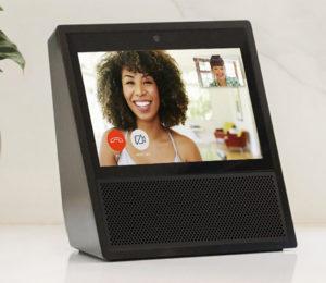 digital assistants - the Amazon Echo Show